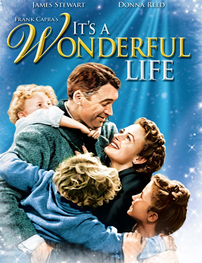Ver ¡Qué bello es vivir! (It's a Wonderful Life) (1946) Online