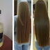 Esto es un suero para el cabello que hace crecer tu pelo hasta 4 pies al mes, le dicen la bomba