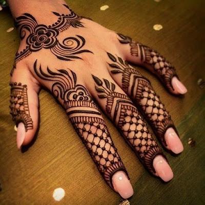 Latest-&-stunning-punjabi-mehendi-designs-2017-for-girls-10