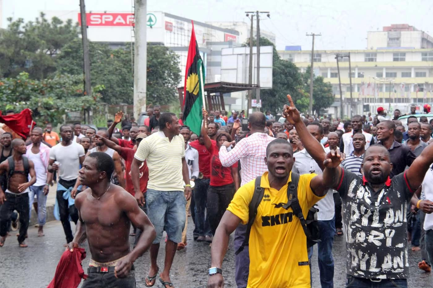 Biafra National Guard Sends Scary Message To Army - We Have Prepared Our Mind To Die