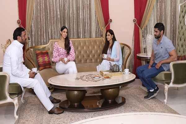 avtar-bhadana-meet-with-family-for-loksabha-election-voting-analysis