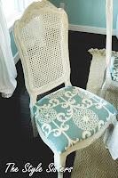 recupera le sedie con il rinnovo dei tessuti