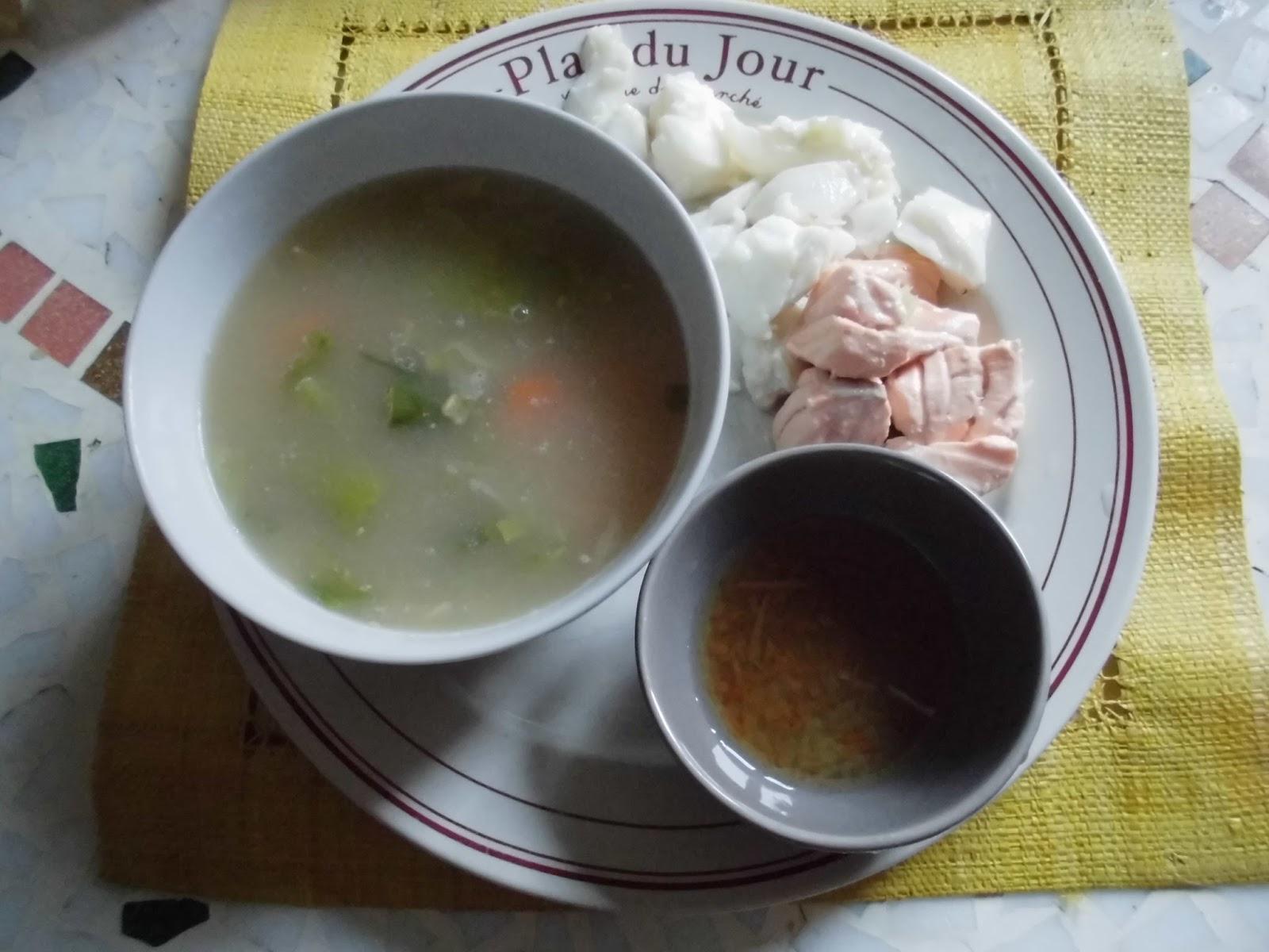 Recettes de cuisine apr s une gastroplastie bypass sleeve - Soupe miso ingredient ...