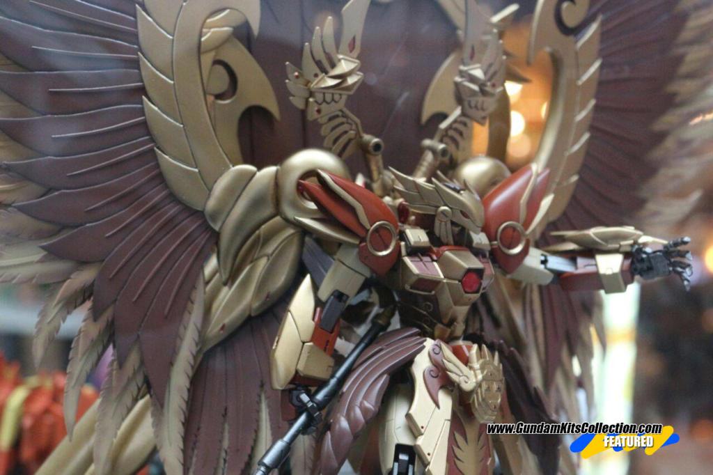 Custom Build: MG 1/100 Wing Gundam Zero DEVATA