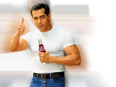 Salman Khan To Endorse Thumbs Up | Salman Khan With Thumbs Up