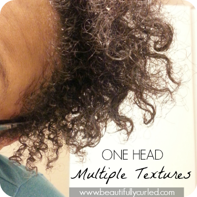One Head. Multiple Natural Hair Textures: A Visual Example ...