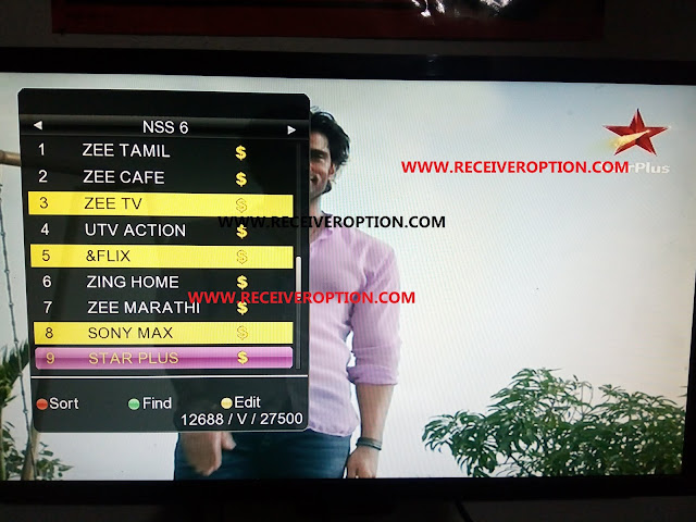HOW TO ACTIVE ONE YEAR FREE SERVER ECHOLINK 570 2018 HD RECEIVER