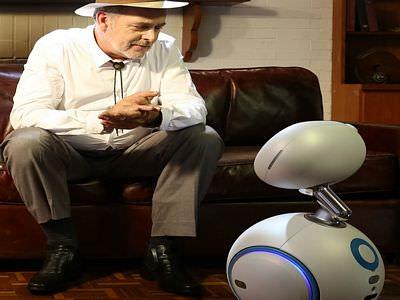 asus robot zenbo