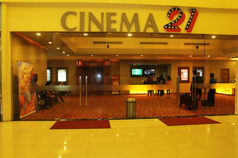 Jadwal Bioskop BTM XXI Bogor