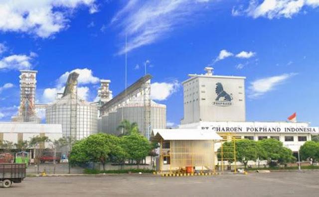 alamat pabrit PT Charoen Pokphand Indonesia Tbk