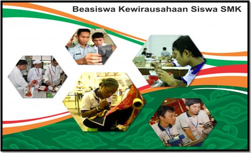 Pedoman Beasiswa Kewirausahaan Siswa SMA/SMK Terbaru