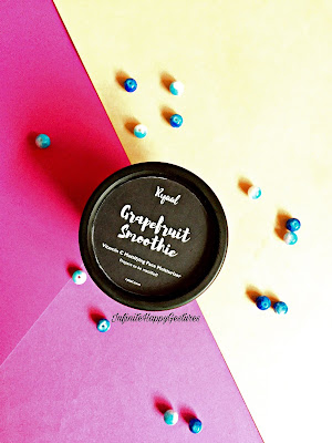 RYAAL Grapefruit Smoothie Moisturiser- Review image