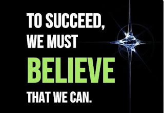 Believe in Yourself: http://dazzlingventures.blogspot.com