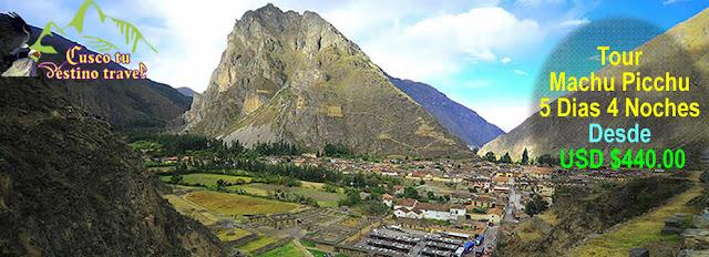 Viajes Machu Picchu Barato