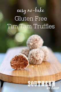 Easy Gluten Free Tim Tam Truffles Recipe