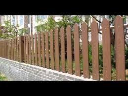 Thanh hàng rào giả gỗ trang tr1i decor wood Thái lan