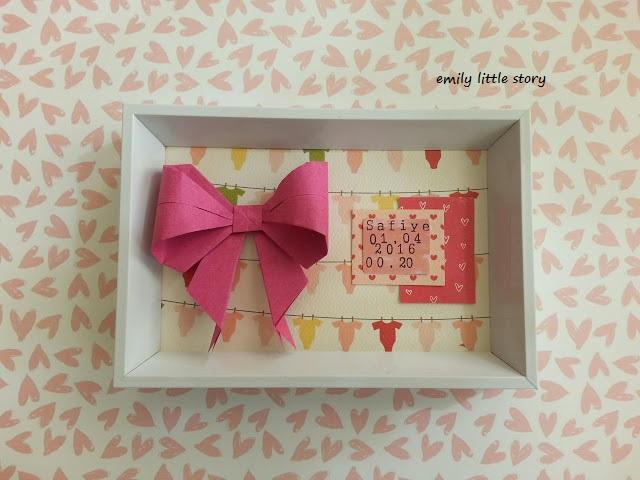 dekoracja DIY do pokoju niemowlaka