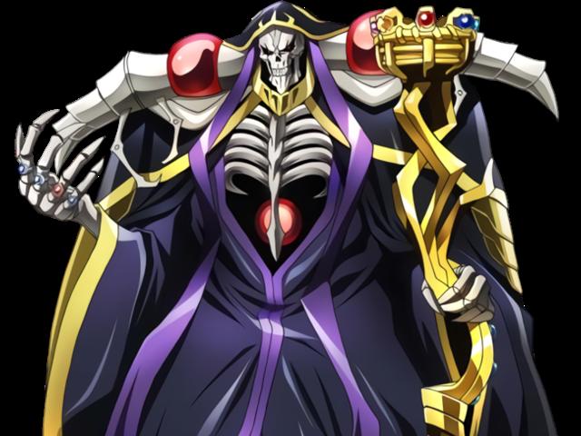 Momonga Anime Overlord