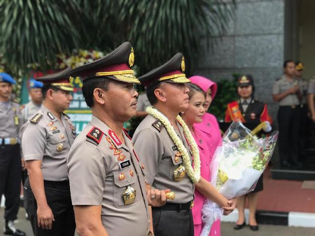 Kapolda Irjen Idham Diharapkan Tuntaskan Kasus Terorisme