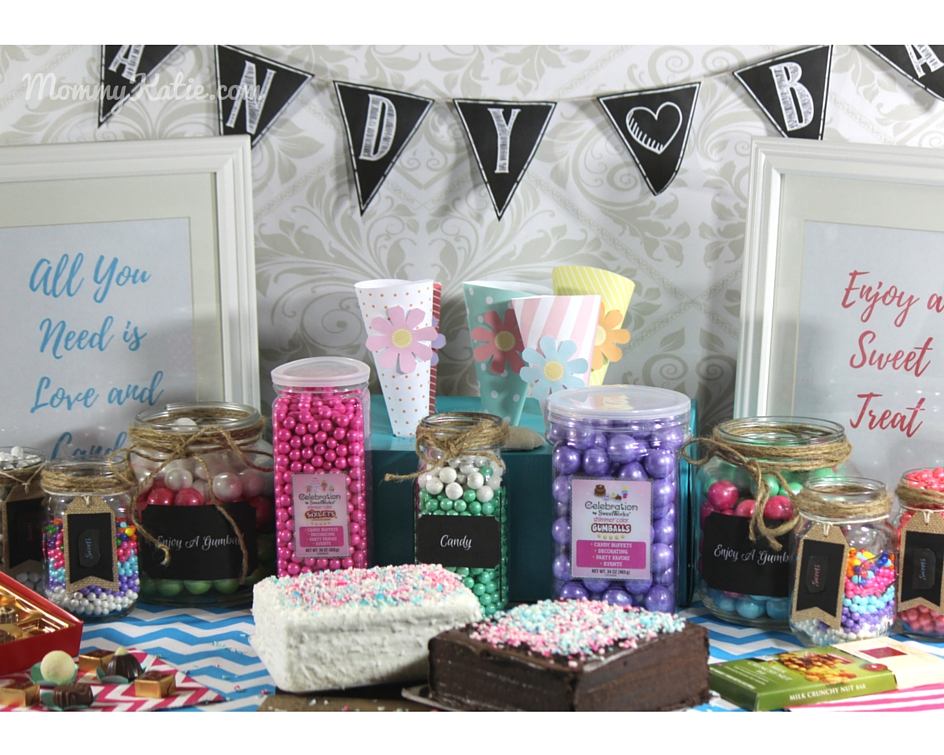 c3bd95507e1a Giveaway Candy Buffet with Celebration by Frey