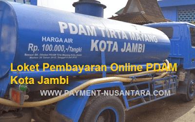 Loket Pembayaran PDAM Tirta Mayang Kota Jambi