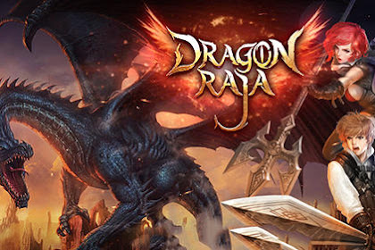 Download Game Android Dragon Raja MMORPG