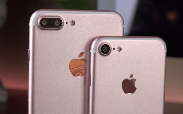 How many megapixels is the iphone 7