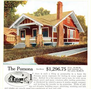 Aladdin Pomona 1918 Aladdin catalog