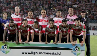 Madura United Rekrut Kapten Timnas Tajikistan dan Pemain Naturalisasi Belanda-Indonesia