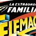 Reseña: La extraordinaria familia Telemacus