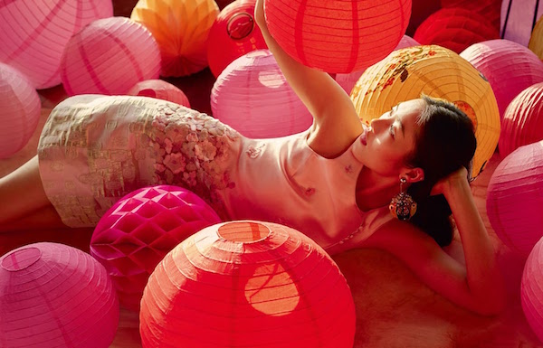 Liu Wen Elle China, Liu Wen Elle