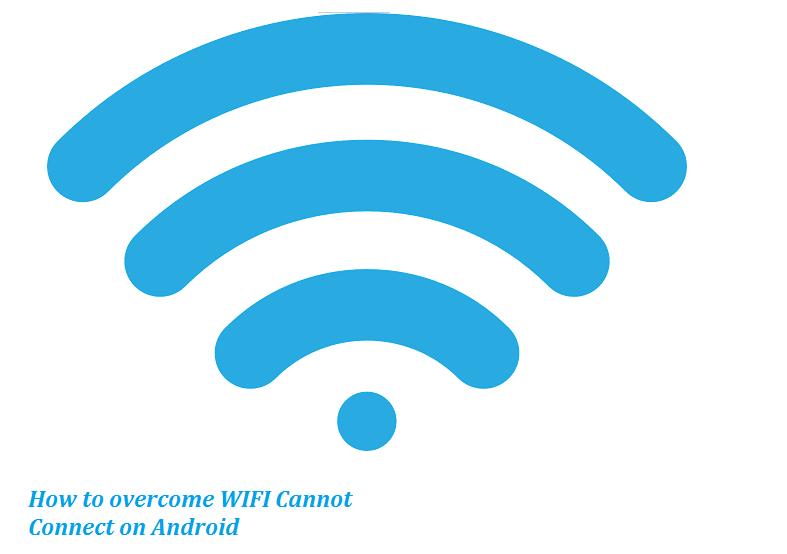 Cara mengatasi WIFI tidak bisa konek di Android