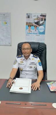 Antonio Siap Lanjutkan kepemimpinan DisHub OKI