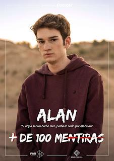 Alan en + De 100 Mentiras'