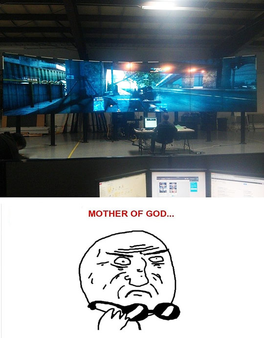 playing battlefield 3