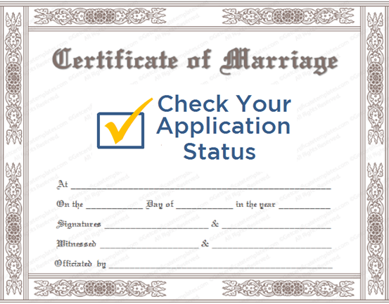 How To Check Marital Status Online