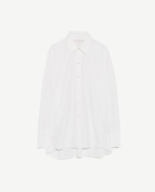 Zara shirts
