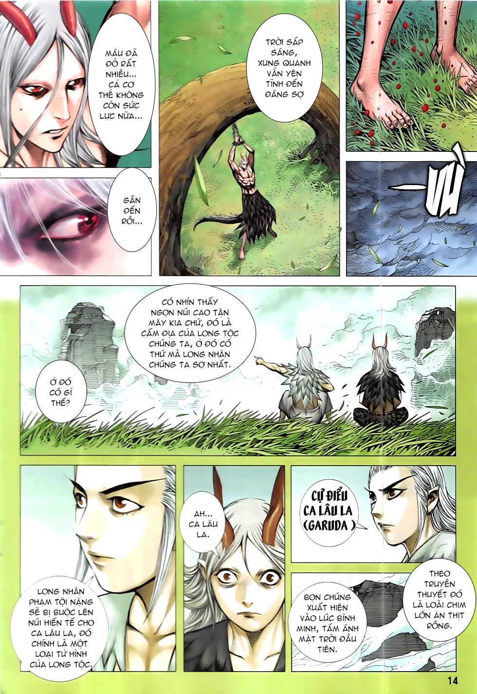 Tây Du chap 40 page 14 - IZTruyenTranh.com