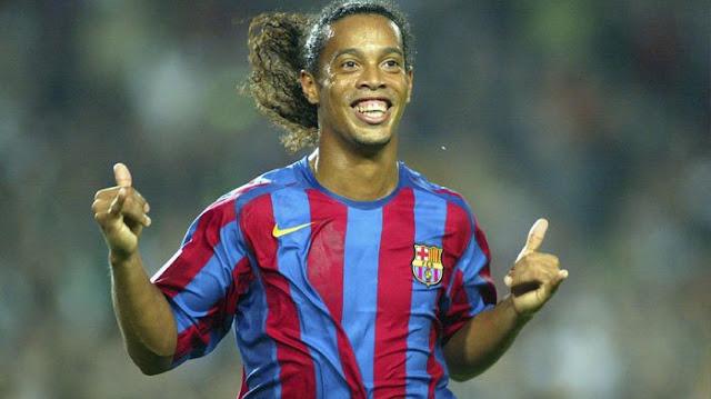 Kabar Bahwa Ronaldinho Akan Ke Persib ??