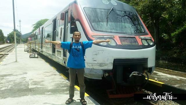 Railbus Bathara Kresna Solo