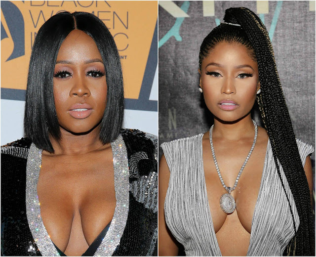 Remy Ma Posted (Then Deleted) This Revealing Photo of Nicki Minaj + Internet Reacts to 'Another One' Diss