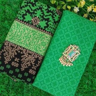 Kain Batik dan Embos 466