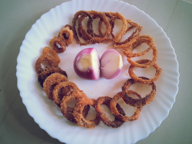 onion rings,snacks,recipe,