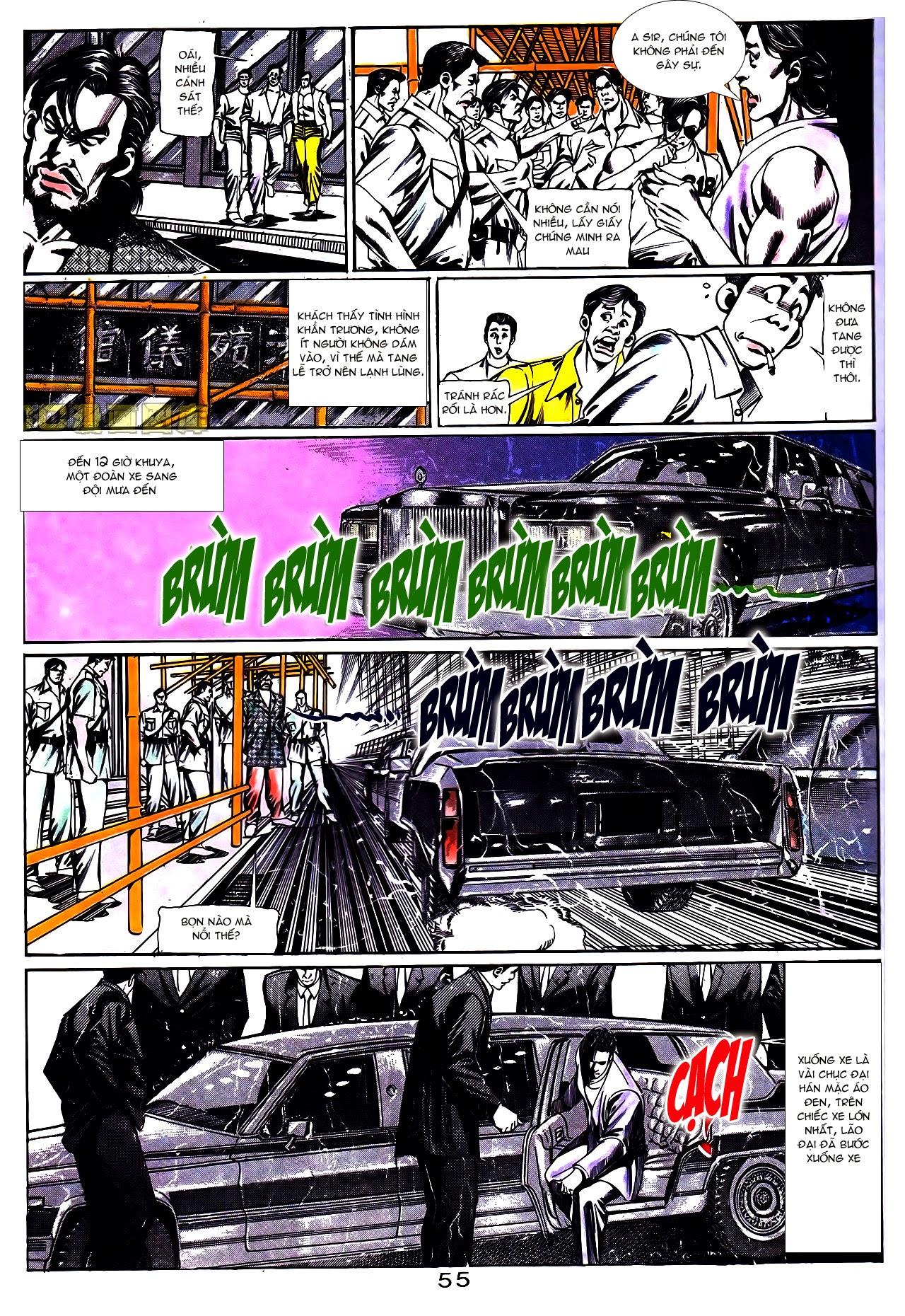 Người Trong Giang Hồ chapter 108: phong vũ cố nhân lai trang 30