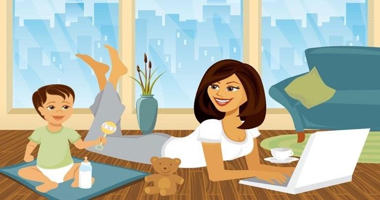 Cara Ibu Rumah Tangga Membangun Bisnis di Internet ...