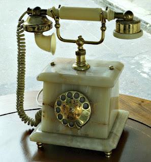 Telefone de Pedra, Caminho dos Antiquários - Porto Alegre