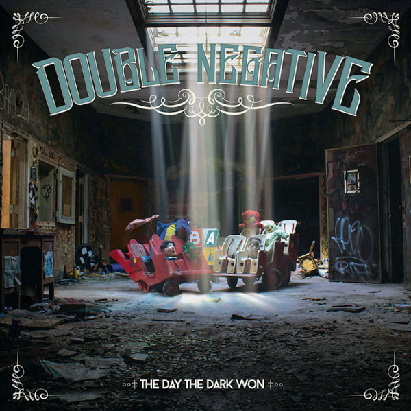 "Double Negative stream new album ""The Day The Dark Won"""