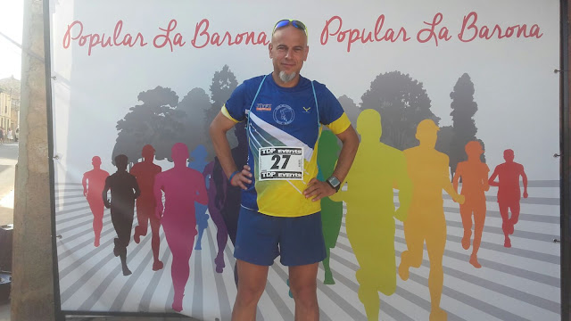 RESCOLDOS DEL VERANO 2016 - II PARTE - Volta a peu a La Barona
