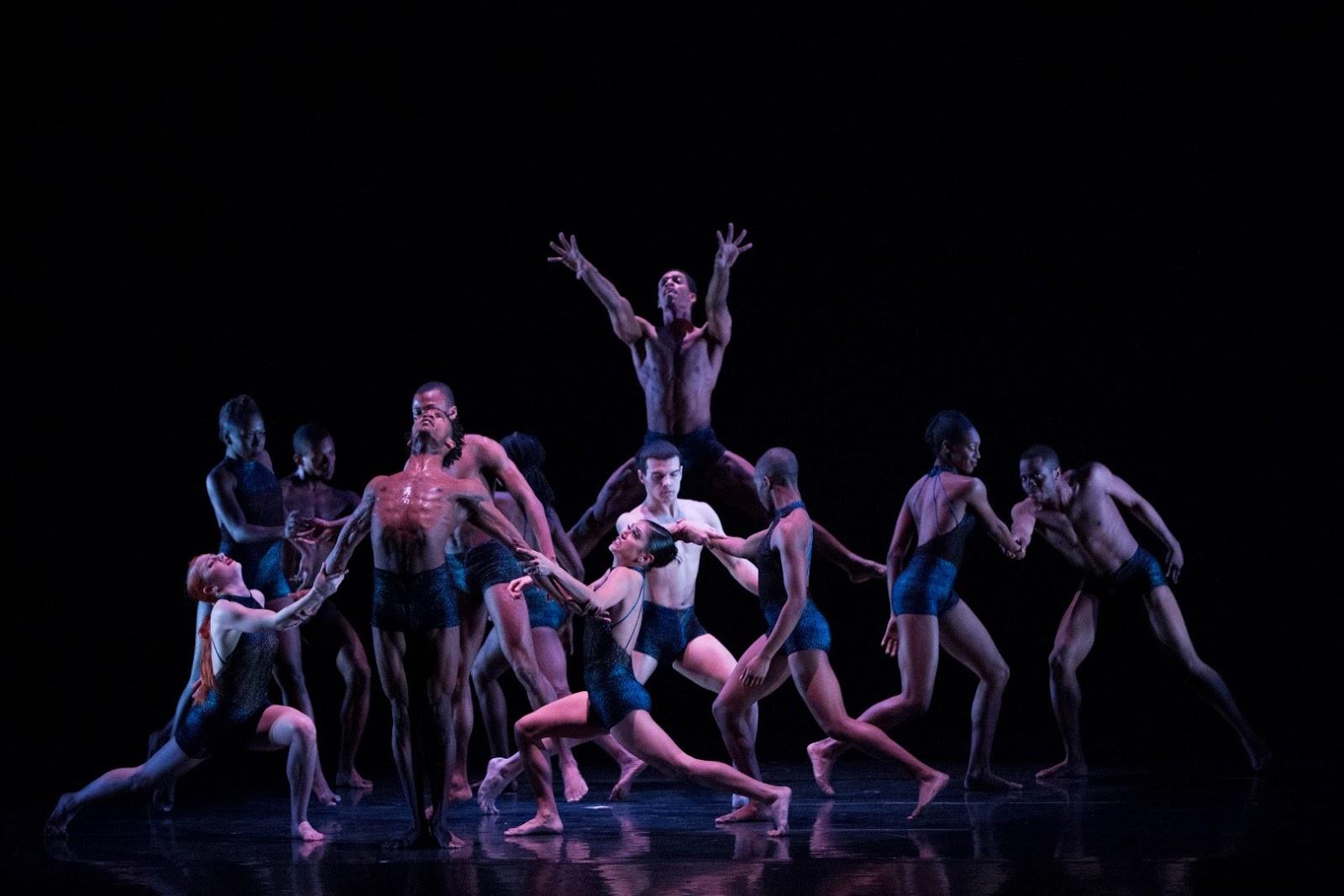 Cr ticas la alvin ailey ii abre la 35 temporada de danza - La mickey danza ...
