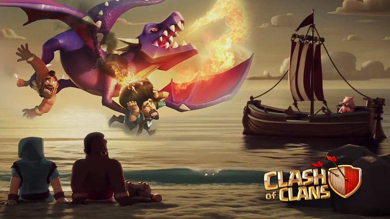 تحميل لعبة كلاش اوف كلانس كاملة 2018 Clash of Clans